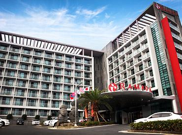 라마다바이윈덤제주더함덕호텔