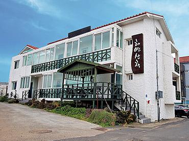 [해변산책펜션] 2박3일 에어카텔
